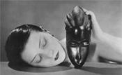 """Man Ray """"Noire et Blanche"""", 1890-1976."""