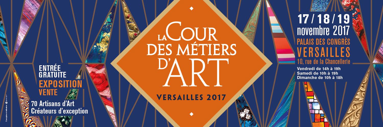 Doamabijoux expose à Versailles