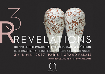 Doamabijoux Salon Revelations Grand Palais Ateliers dArt de France Event