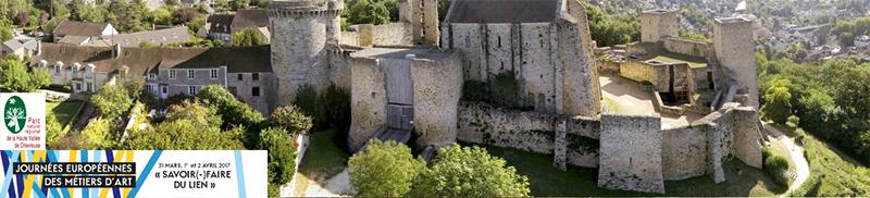 Parc Naturel Regional Vallee de chevreuse château de la Madeleine Doamabijoux Jema 2017